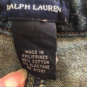 Ralph Lauren Bottoms - Boys Ralph Lauren Jeans size 10